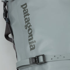Patagonia Stormfront Waterproof Roll Top Backpack 30L - Feather Grey