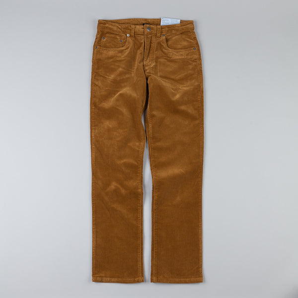 Patagonia Straight Cord Trousers Bear Brown