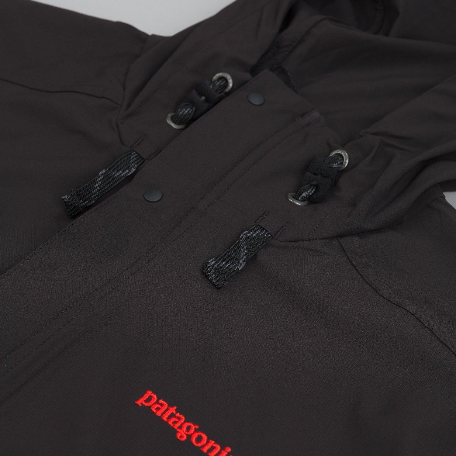 Patagonia Stretch Terre Planing Pullover Jacket - Black
