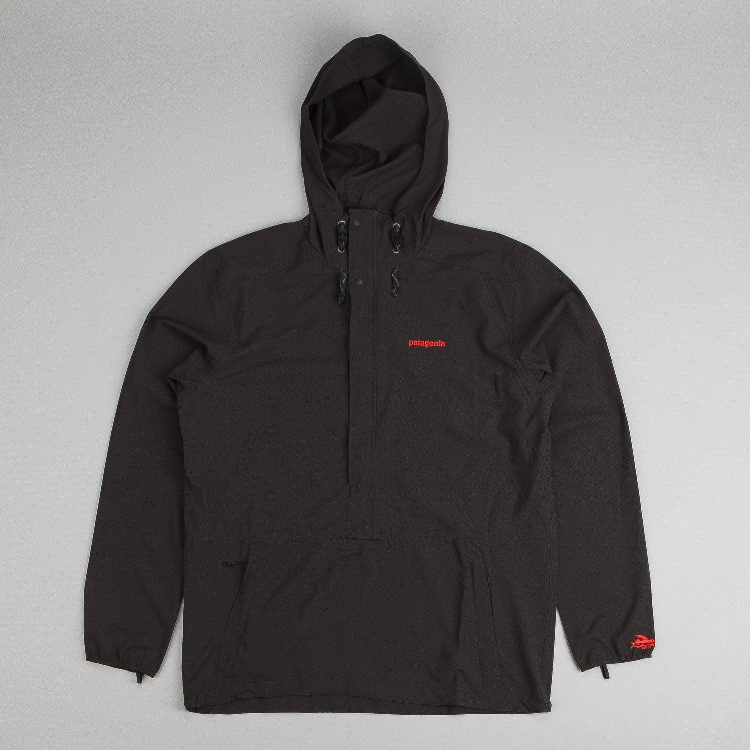 Patagonia Stretch Terre Planing Pullover Jacket
