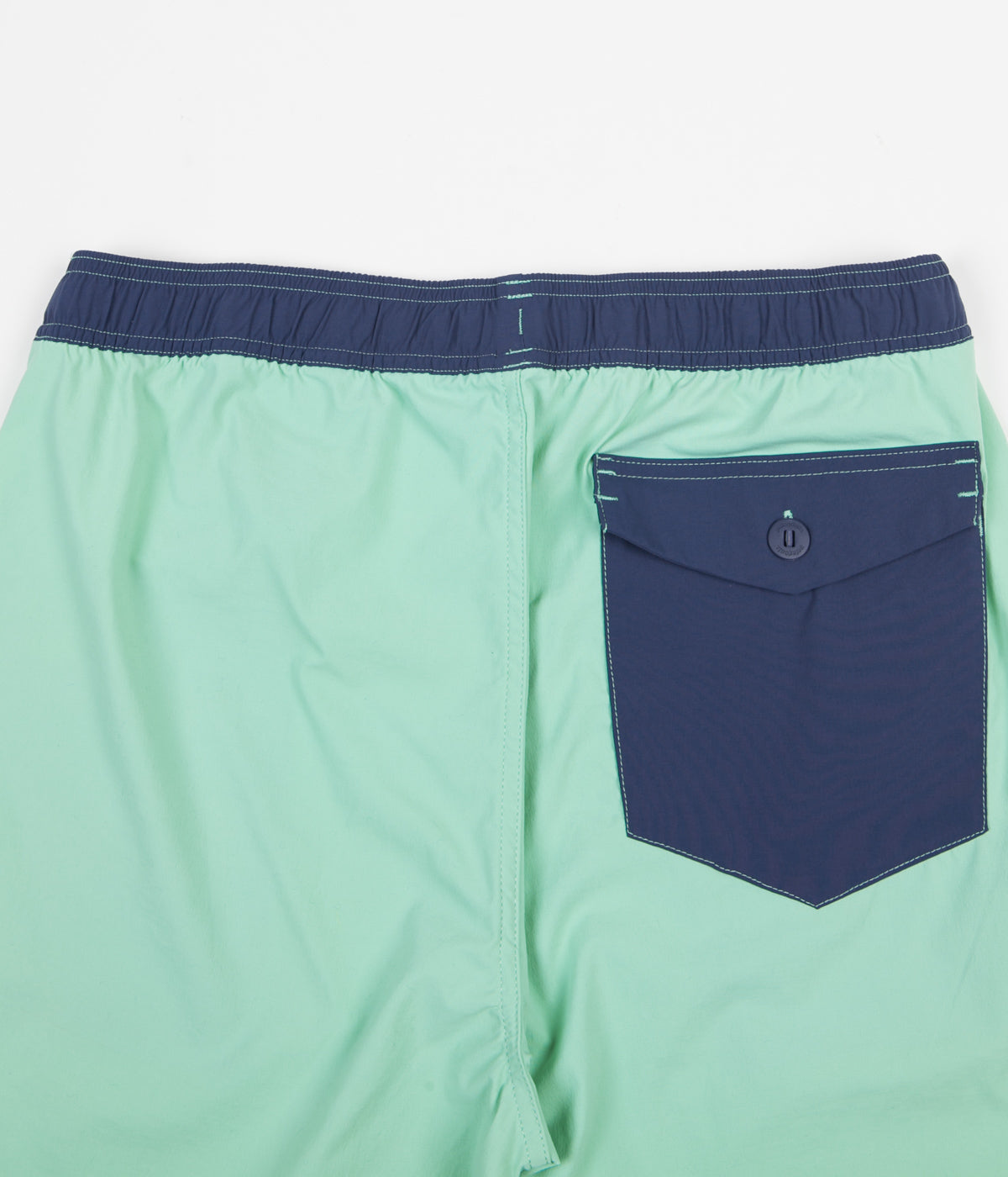 "Patagonia Stretch Wavefarer 16"" Volley Shorts - Vjosa Green"