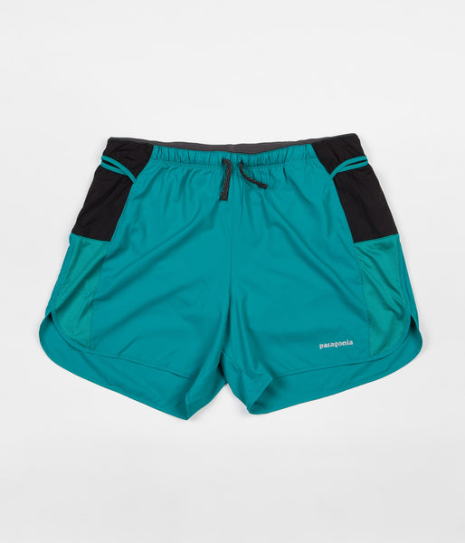 Patagonia Strider Pro Shorts - True Teal