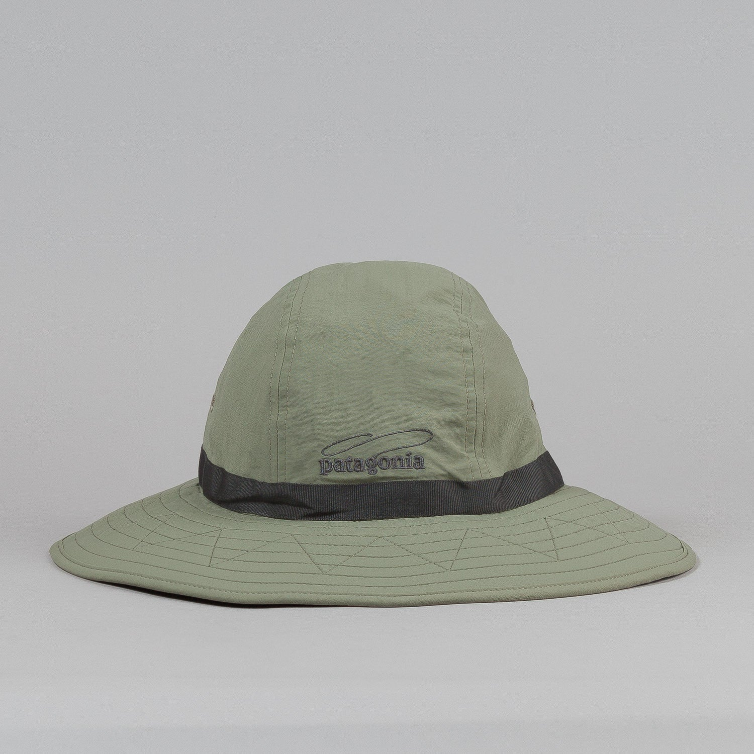 Patagonia Sun Booney Hat - Trail Green