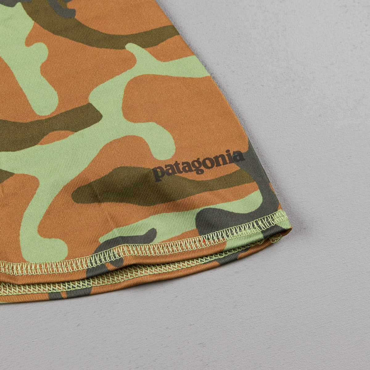 Patagonia Sun Mask - Forest Camo: Ash Tan