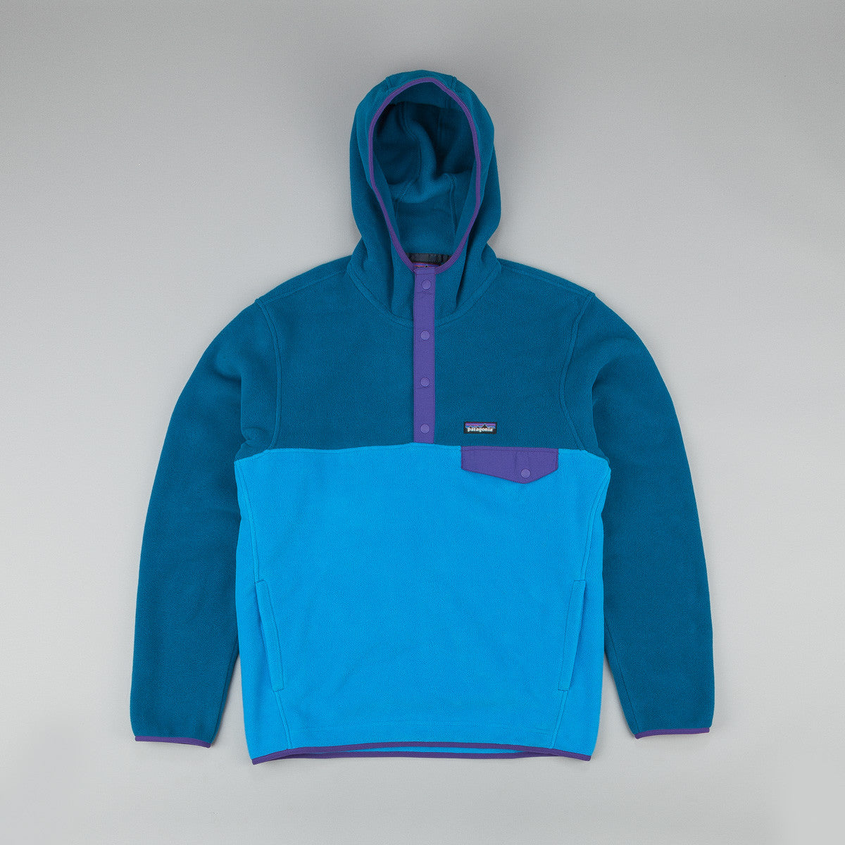 Patagonia Synchilla Snap-T Hooded Fleece
