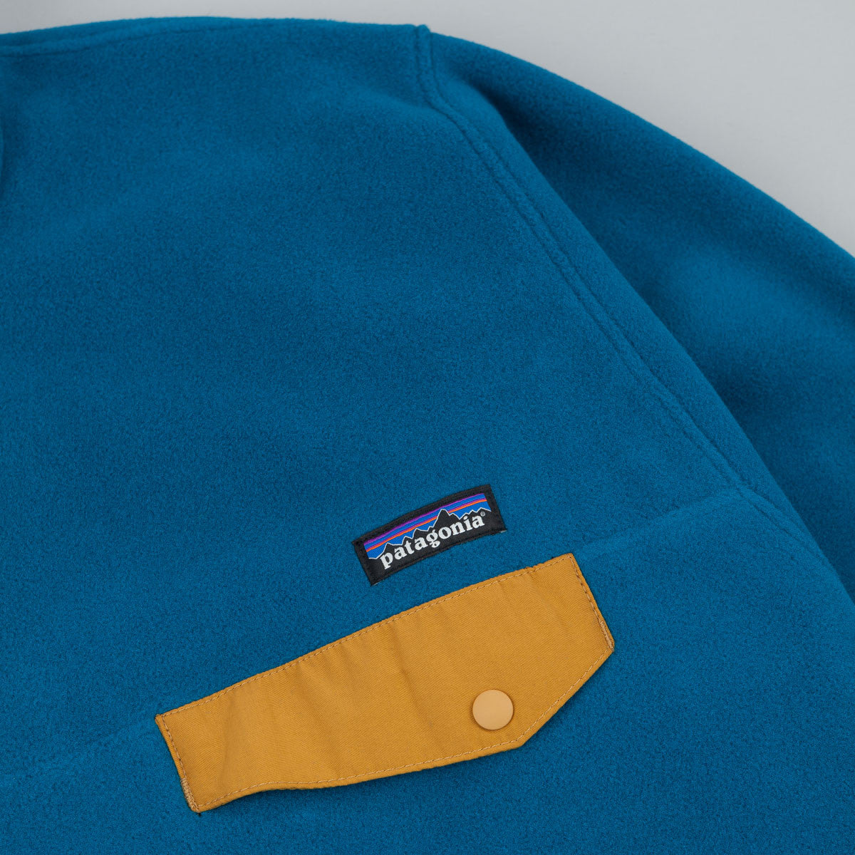 Patagonia Synchilla Snap-T Pullover Fleece - Underwater Blue