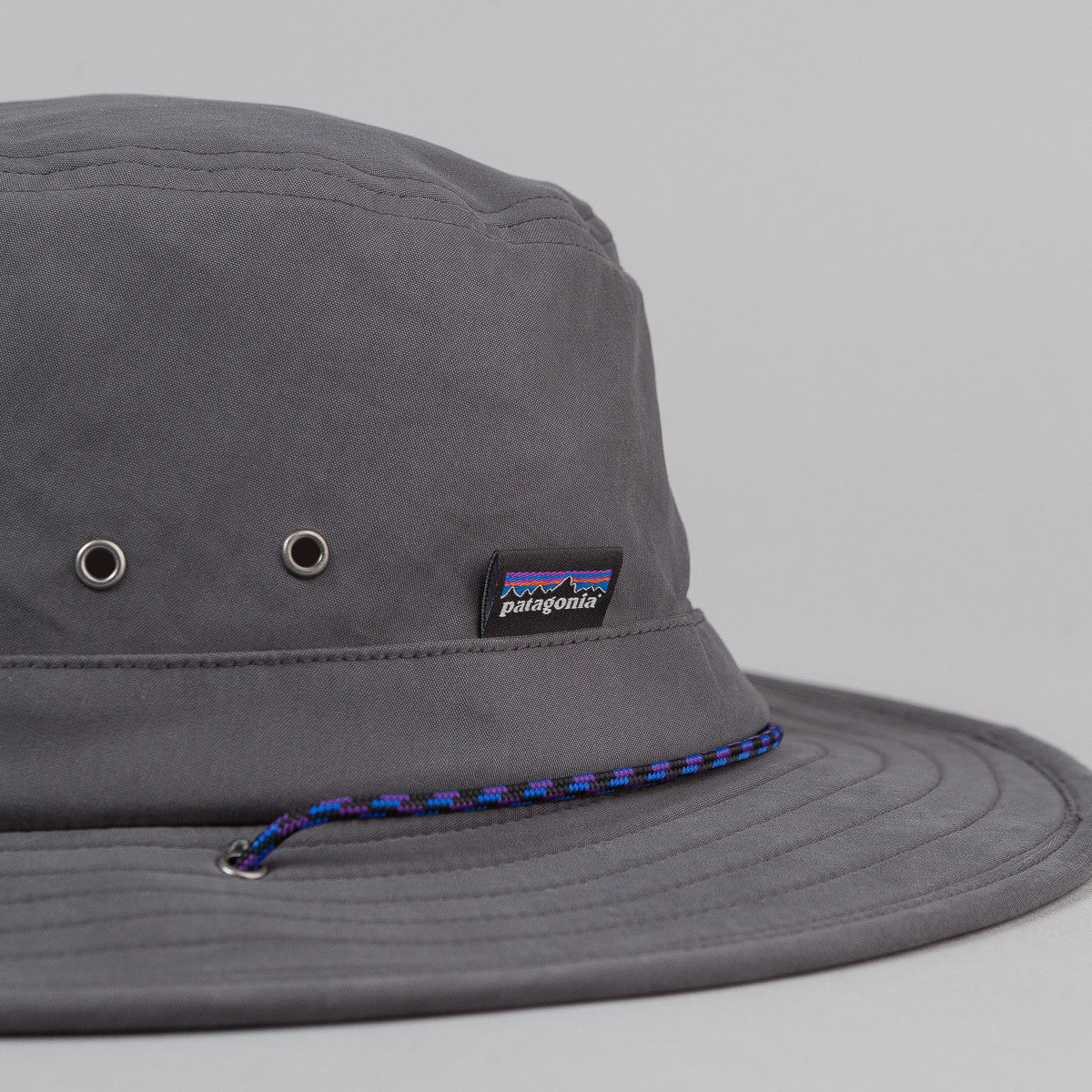 Patagonia Tenpenny Hat - Forge Grey