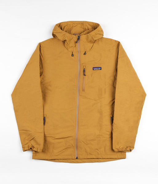 Patagonia Tezzeron Jacket - Oaks Brown