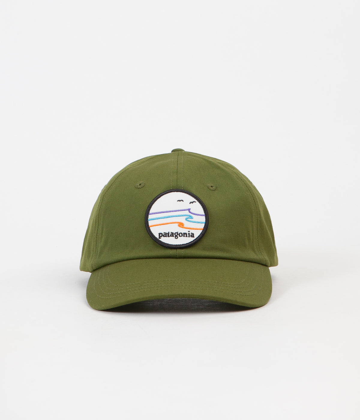 ... Patagonia Tide Ride Trad Cap - Sprouted Green ... ad26ffdf6e3