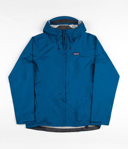 Patagonia Torrentshell Jacket - Big Sur Blue