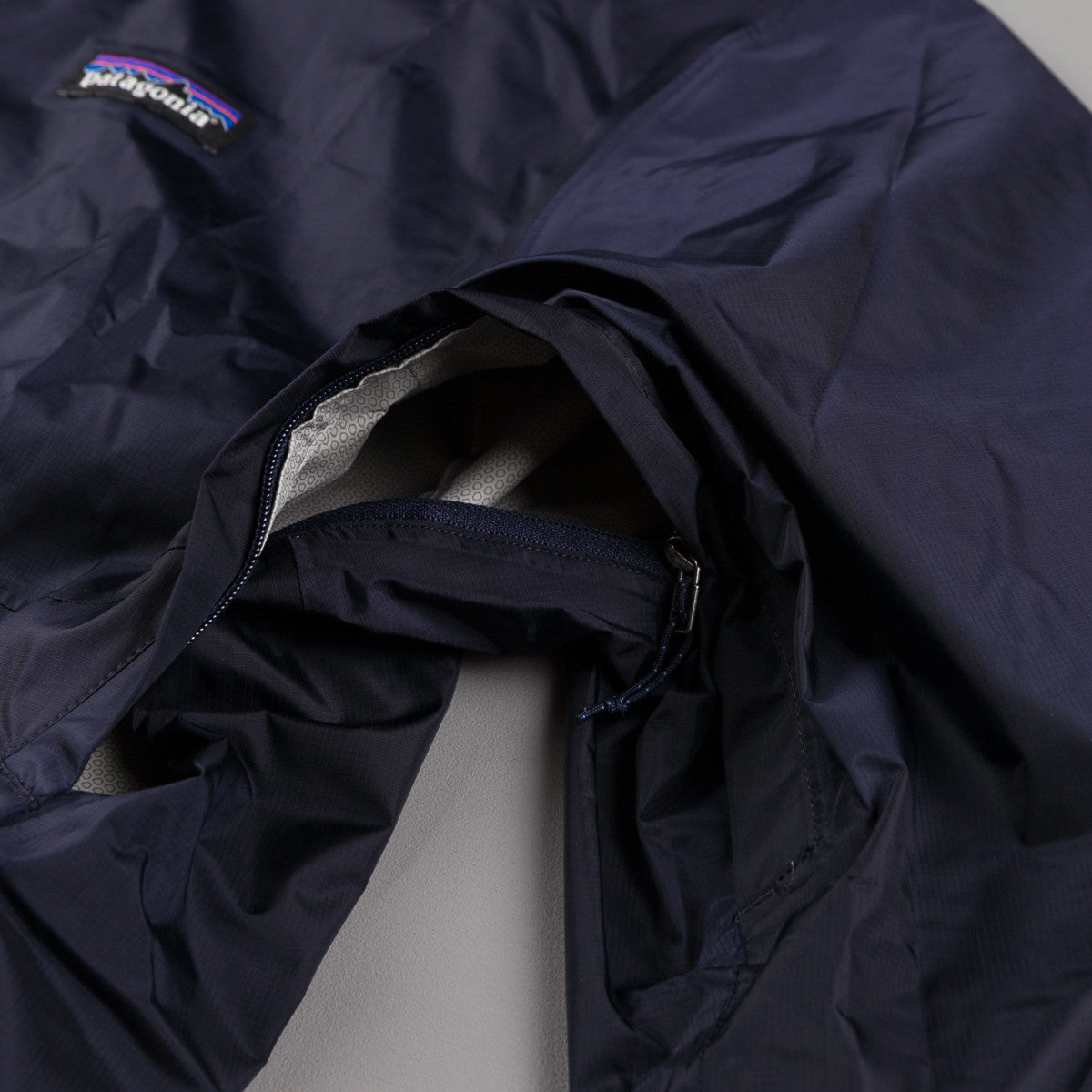 Patagonia Torrentshell Jacket - Navy Blue