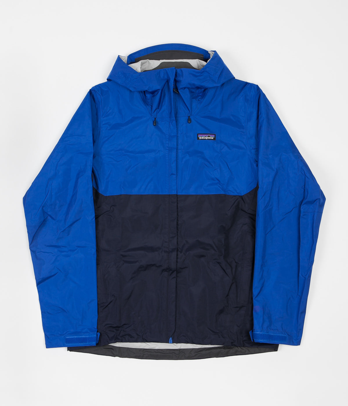 Patagonia Torrentshell Jacket - Viking Blue / Navy Blue