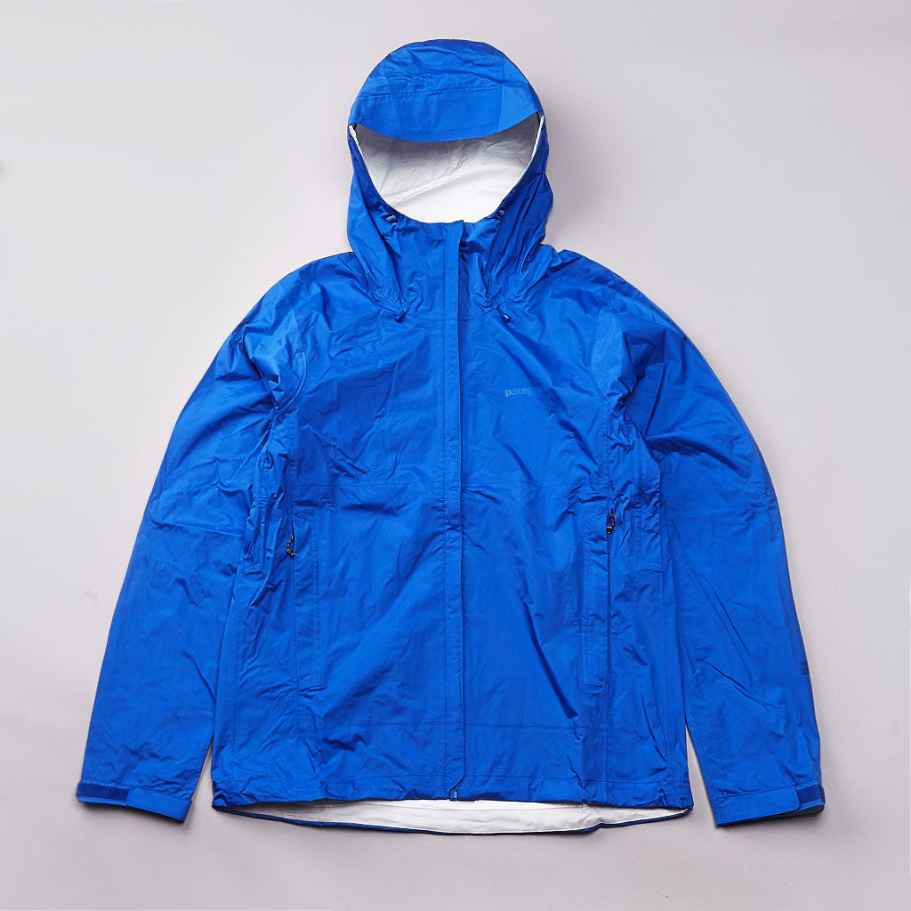 Patagonia Torrentshell Jacket Graphite Viking Blue