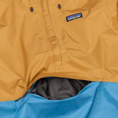 Patagonia Torrentshell Pullover Jacket - Oaks Brown