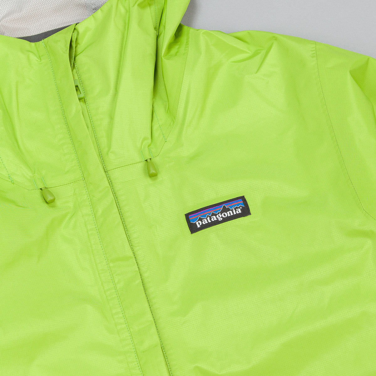 Patagonia Torrentshell Pullover Jacket - Peppergrass Green