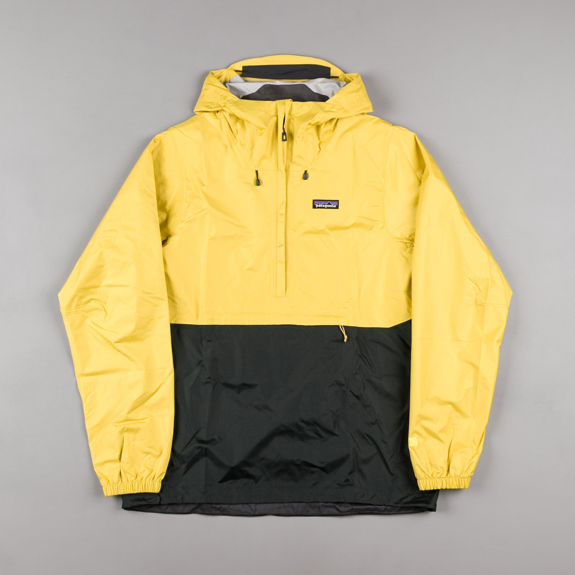 Patagonia Torrentshell Pullover Jacket - Yosemite Yellow