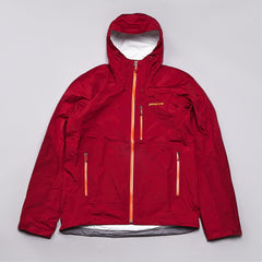 Patagonia Torrentshell Stretch Jacket Wax Delicious Red