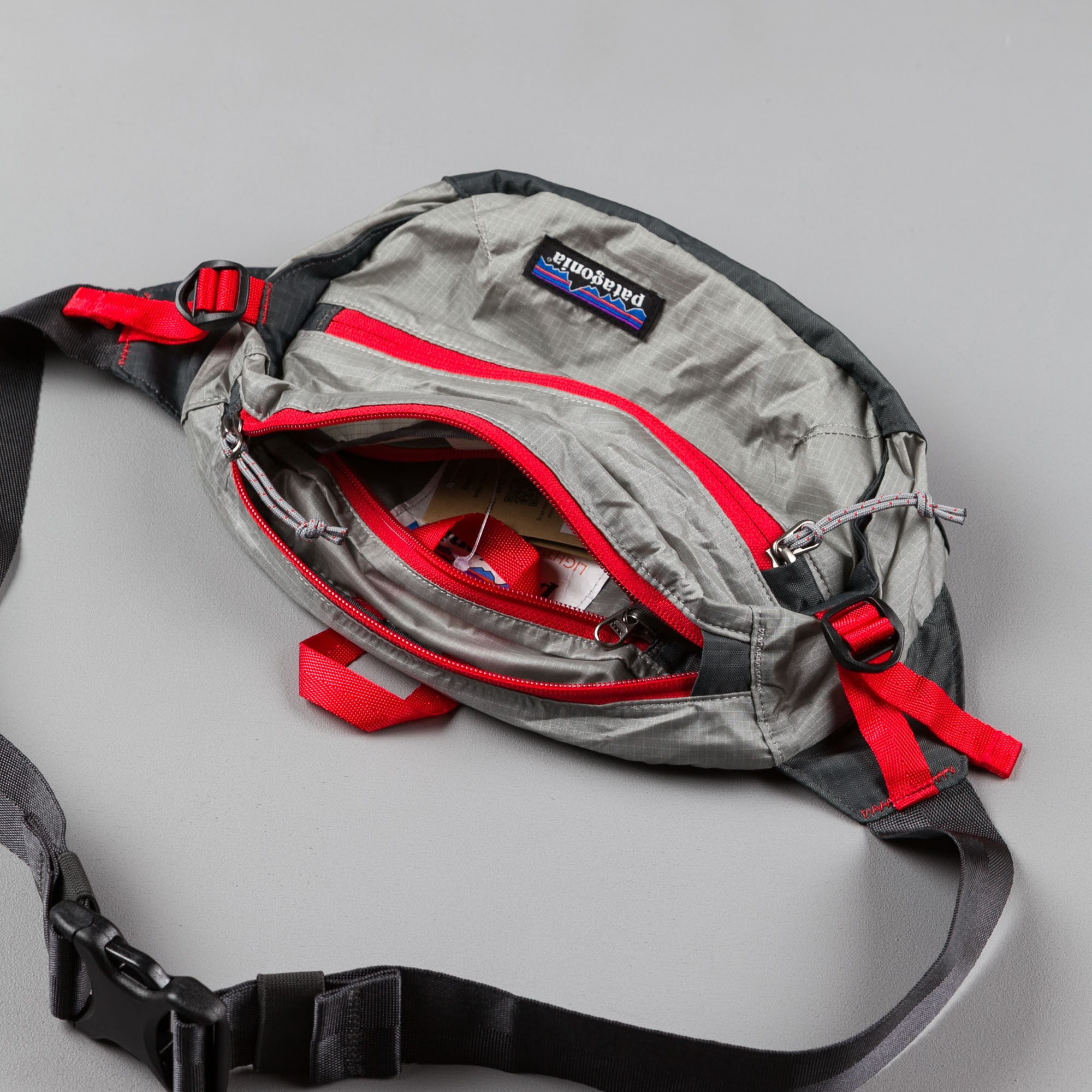 Patagonia Lightweight Travel Hip Pack - Drifter Grey