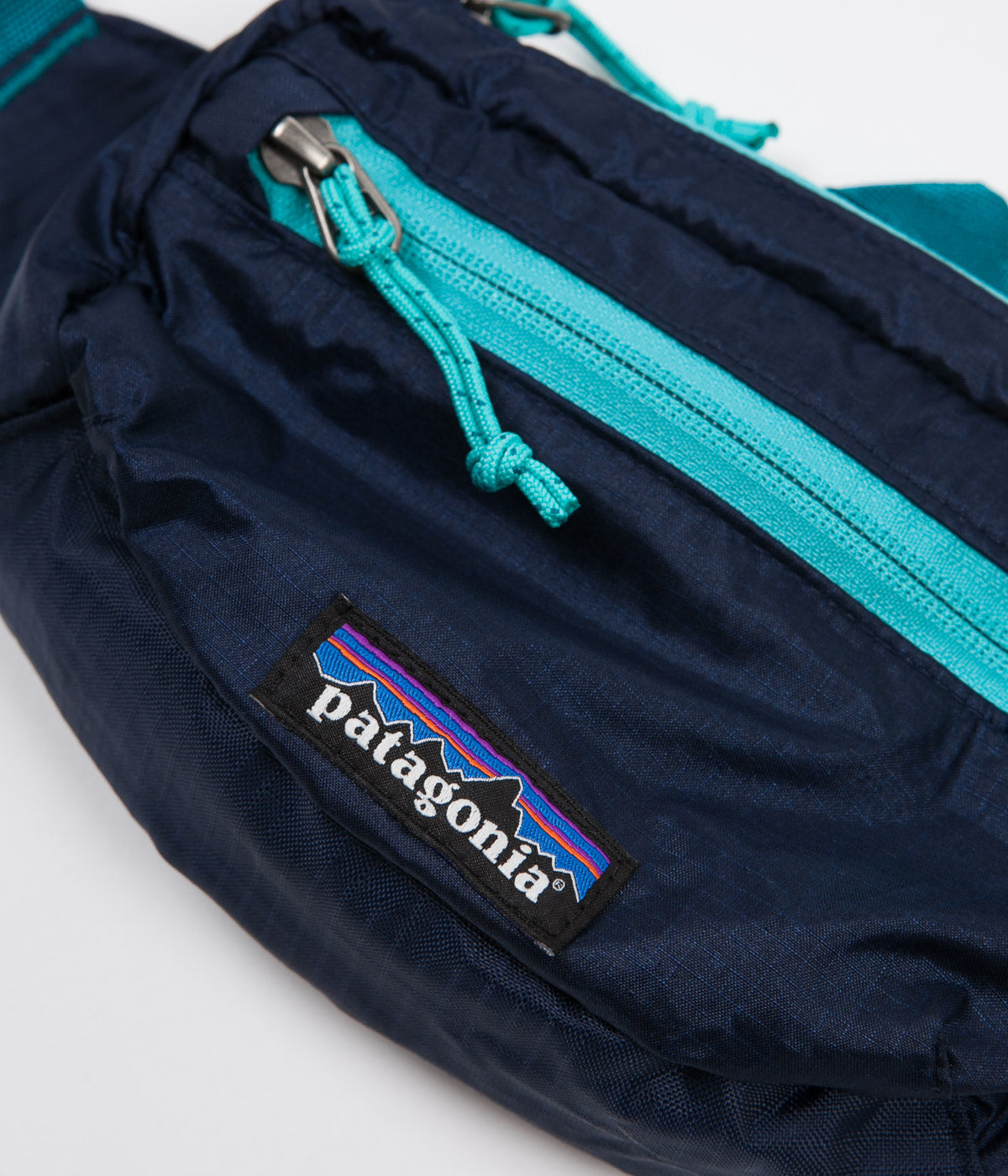 Patagonia Lightweight Travel Mini Hip Pack - Navy Blue