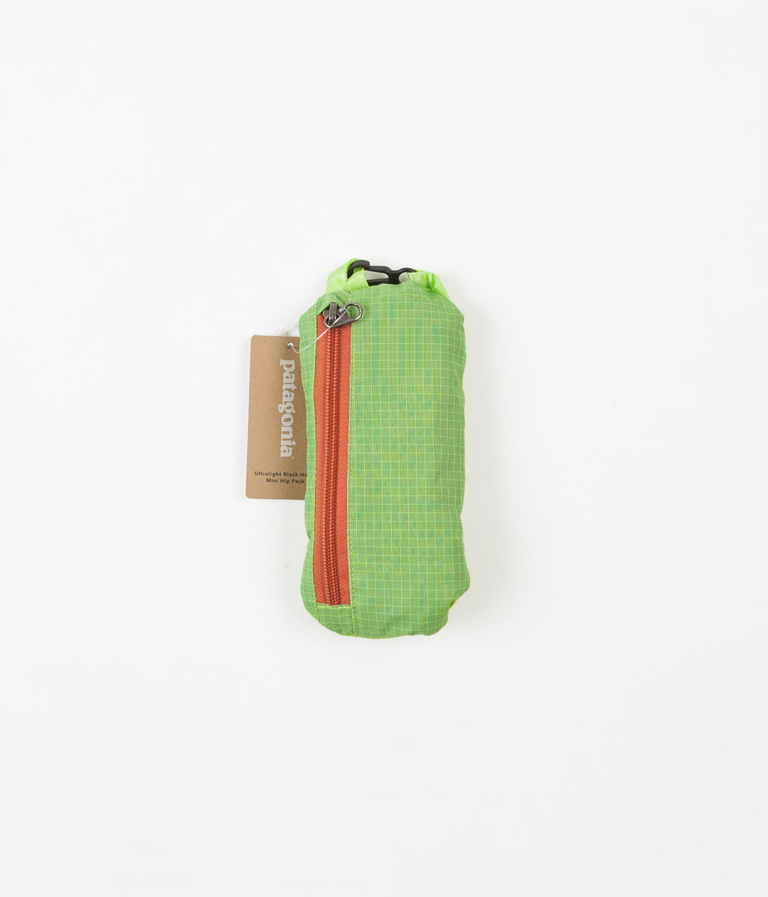 Patagonia Ultralight Black Hole Mini Hip Pack - Patchwork: Peppergrass Green