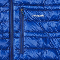 Patagonia Ultralight Down Hoody Viking Blue