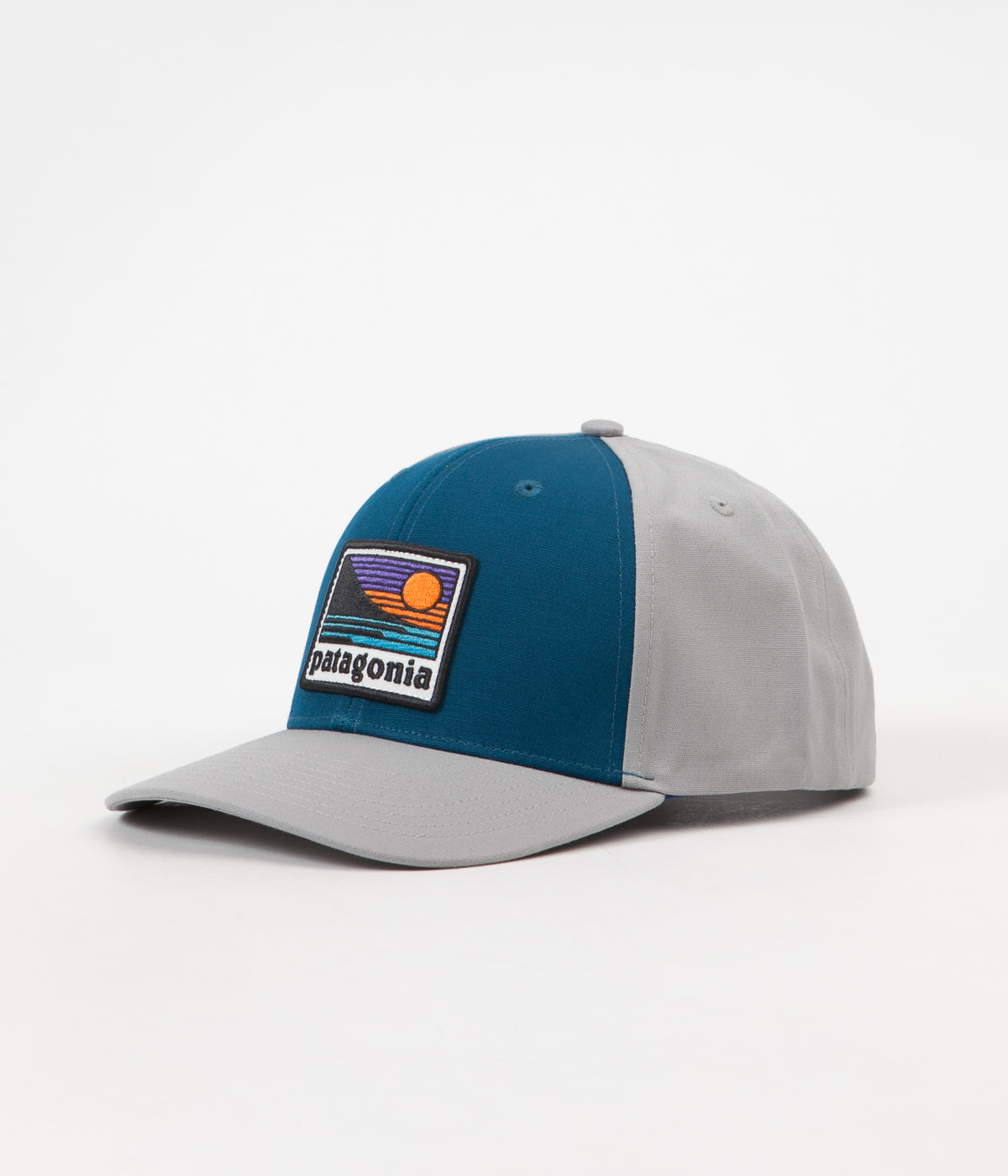 df0eb050a0 Patagonia Up   Out Roger That Hat - Big Sur Blue