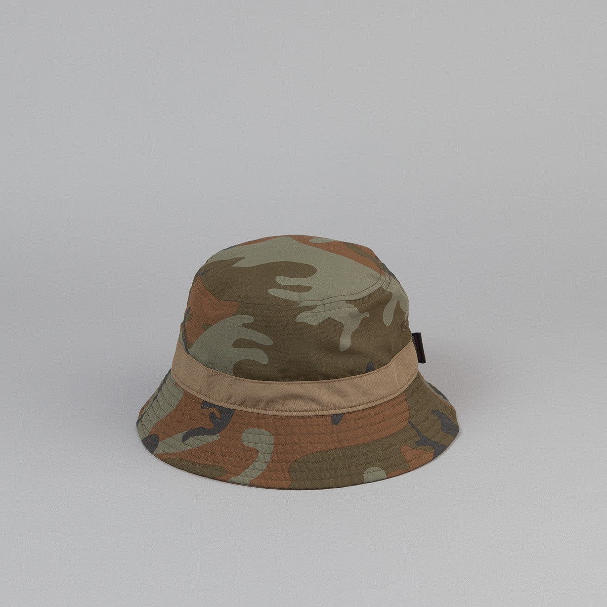 Patagonia Wavefarer Bucket Hat - Forest Camo: Hickory