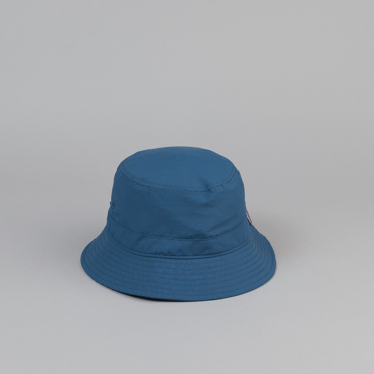 Patagonia Wavefarer Bucket Hat - Glass Blue w/ Catalyst Blue
