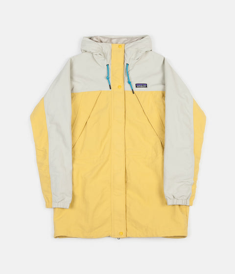 Patagonia Womens Skyforest Parka - Surfboard Yellow