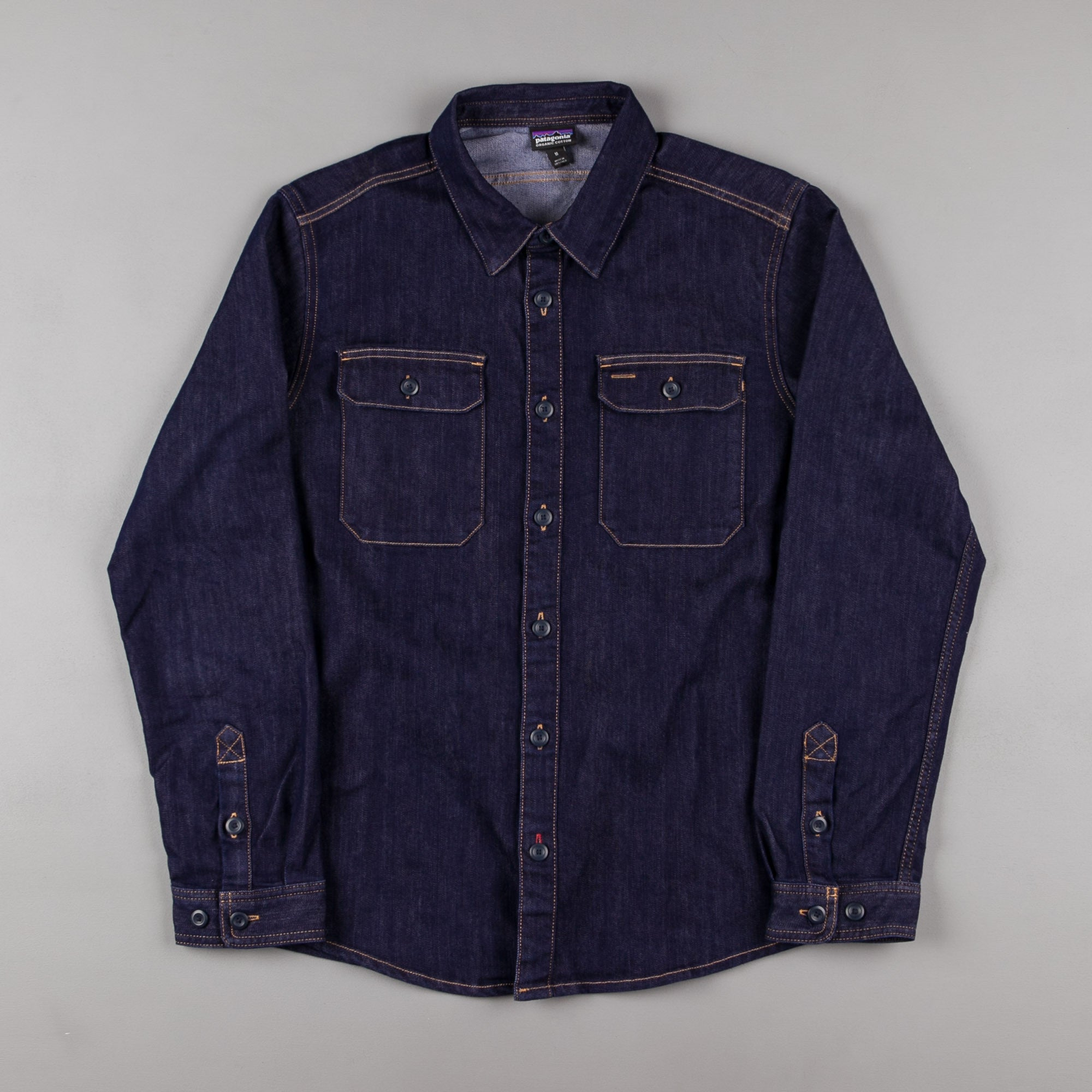 Patagonia Workwear Shirt - Dark Denim