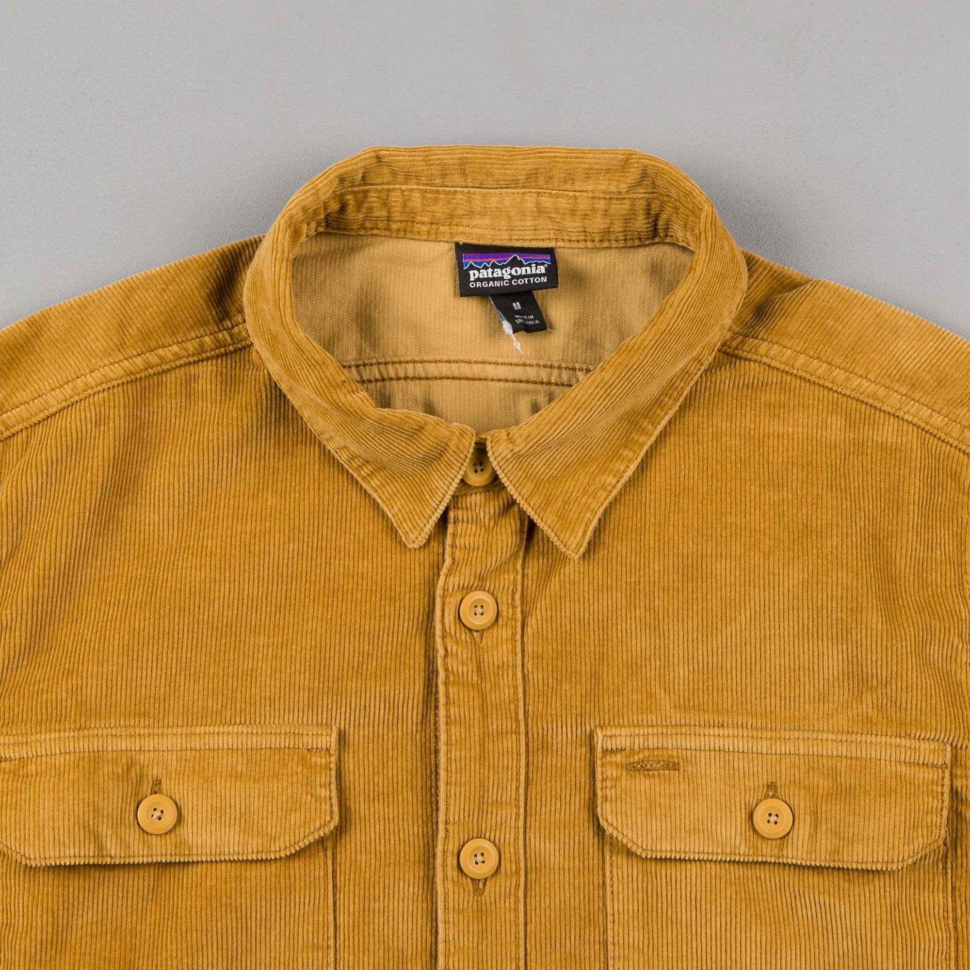 Patagonia Workwear Shirt - Oaks Brown