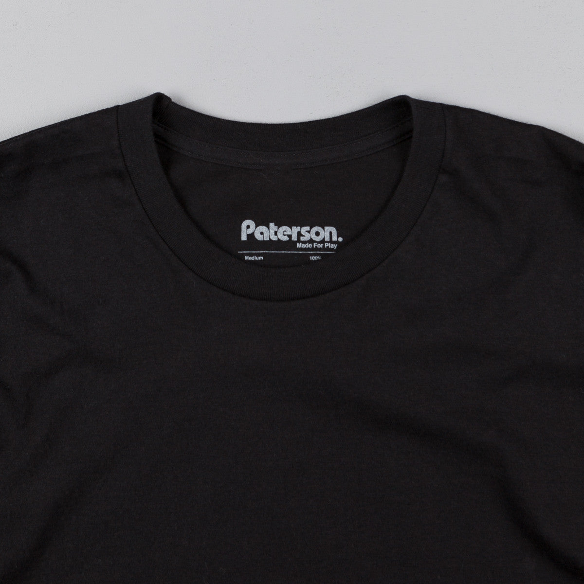 Paterson Advantage Long Sleeve T-Shirt - Black