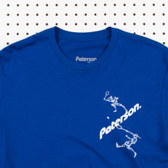 Paterson Racqueteer T-Shirt - Blue