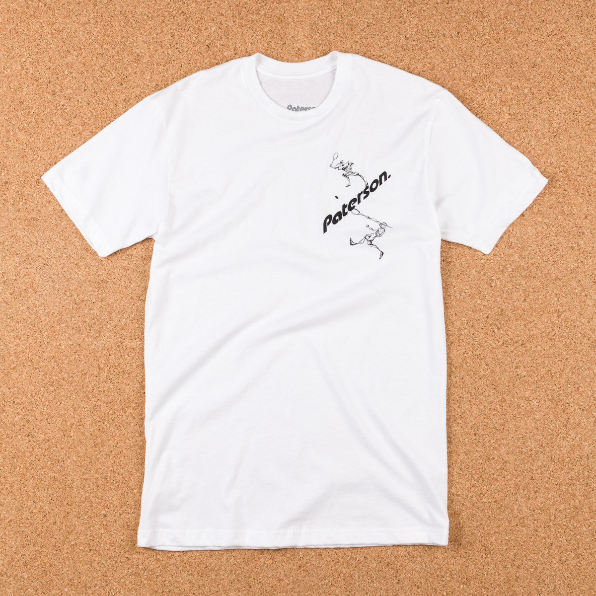 Paterson Racqueteer T-Shirt - White