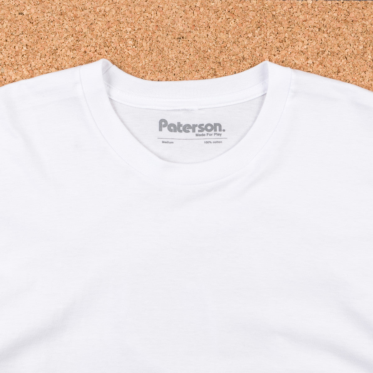 Paterson Advantage Long Sleeve T-Shirt - White
