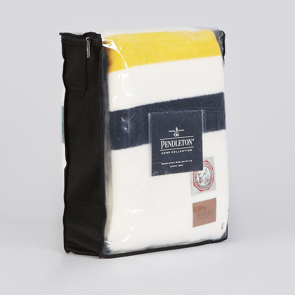 Pendleton Glacier National Park Blanket White