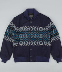 Pendleton Baseball Jacket