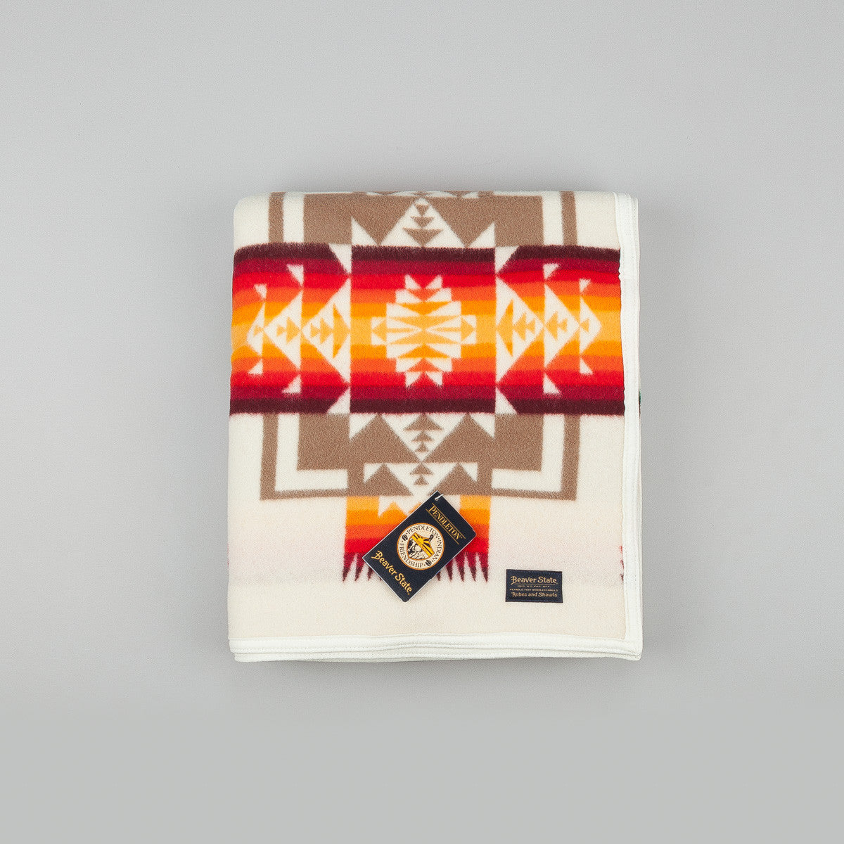 Pendleton Chief Joseph Blanket - Ivory
