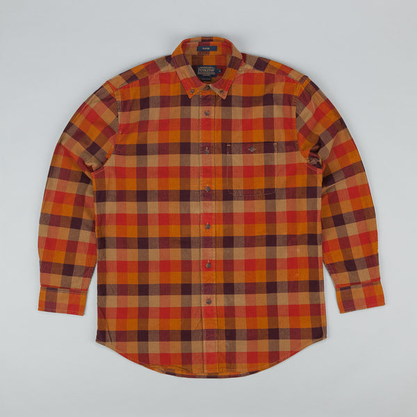 Pendleton Wayne Button Down Waled Shirt