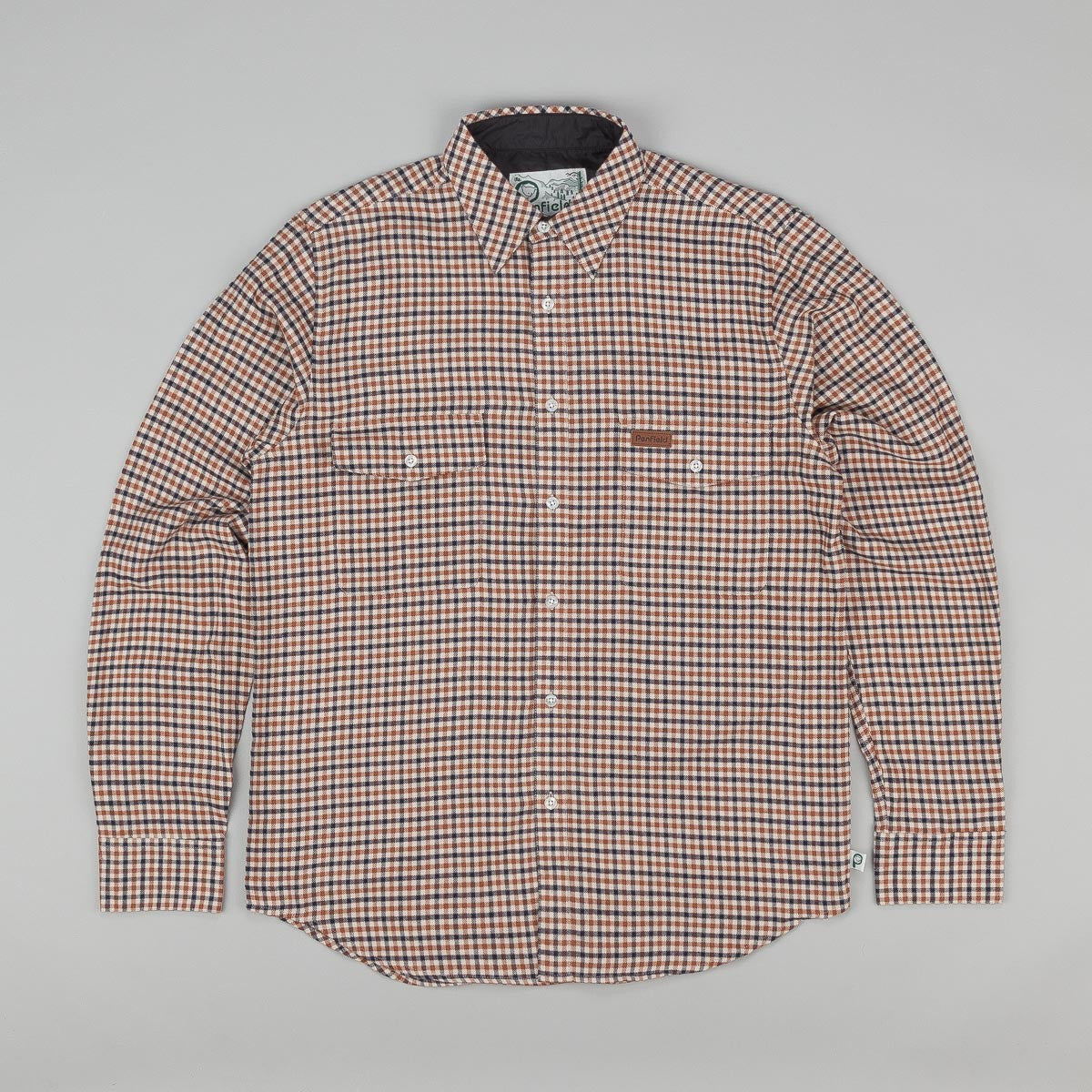 Penfield Ashley Long Sleeve Plaid Shirt