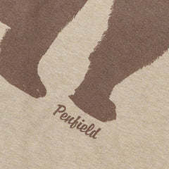 Penfield Big Bear T-Shirt - Vintage Stone Melange