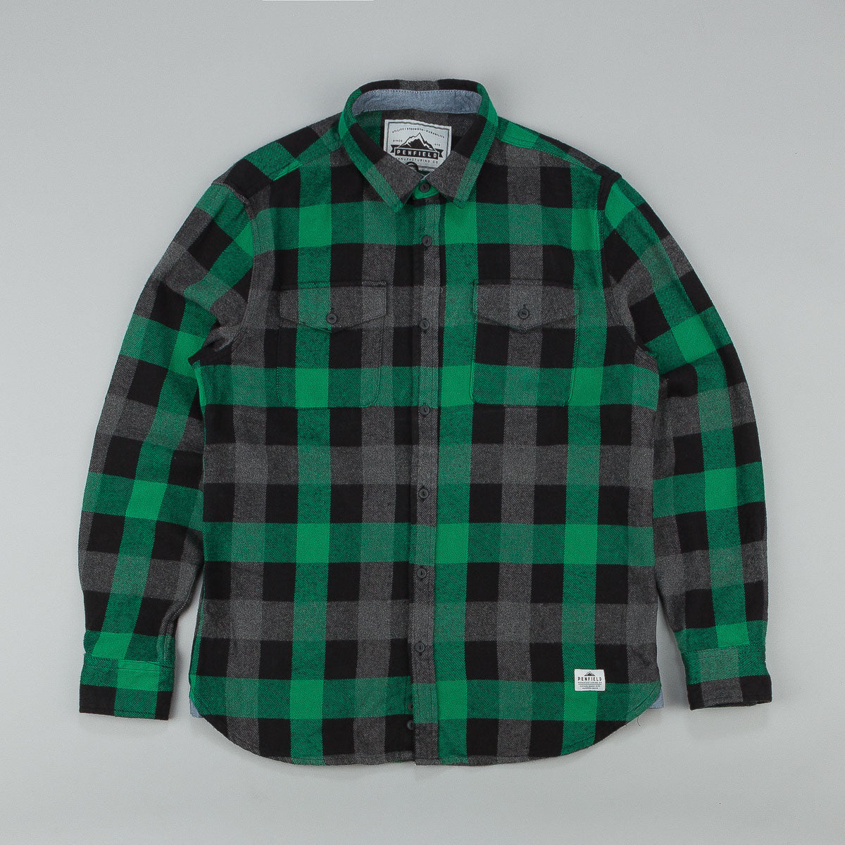 Penfield Chatham Check Long Sleeve Shirt