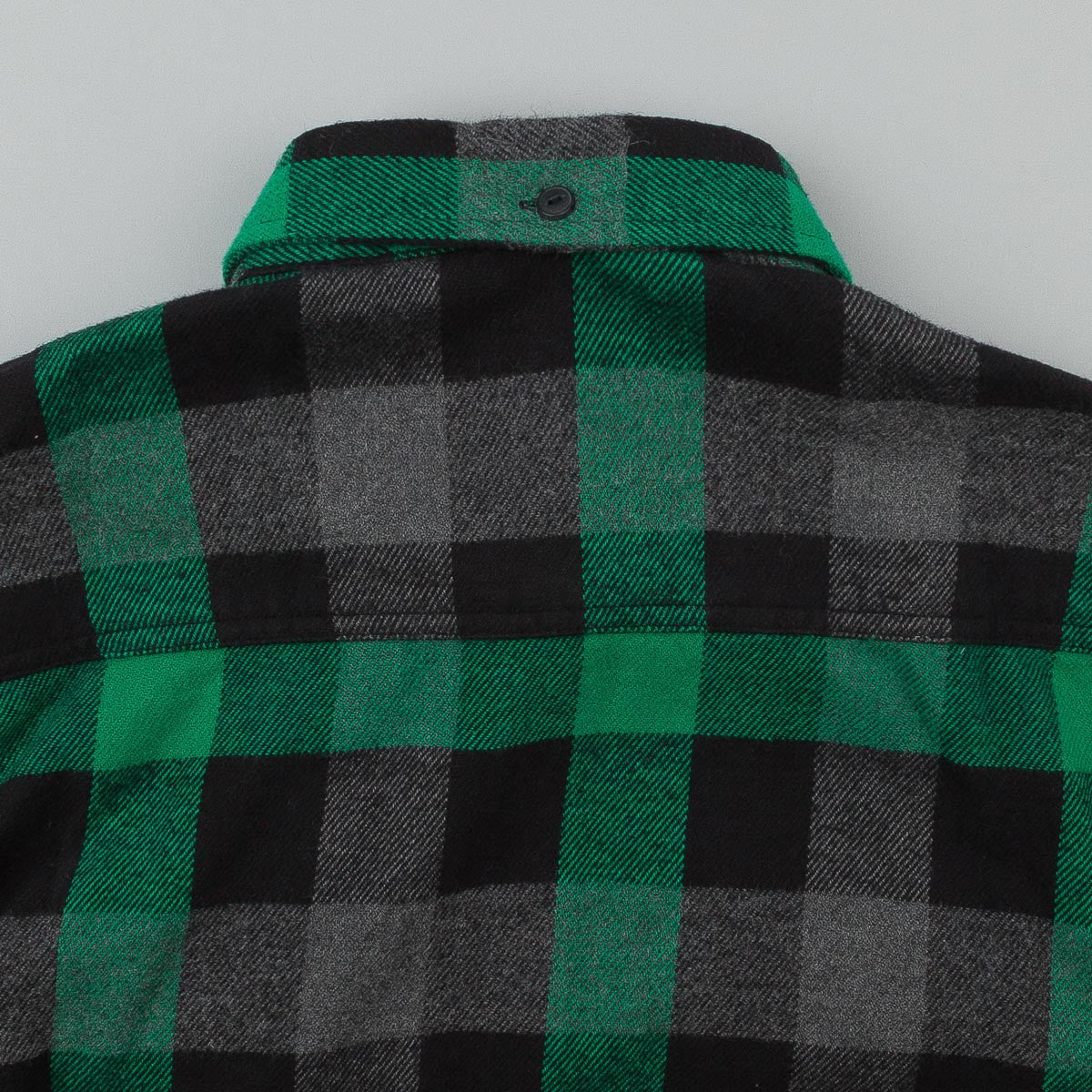 Penfield Chatham Check Long Sleeve Shirt - Green