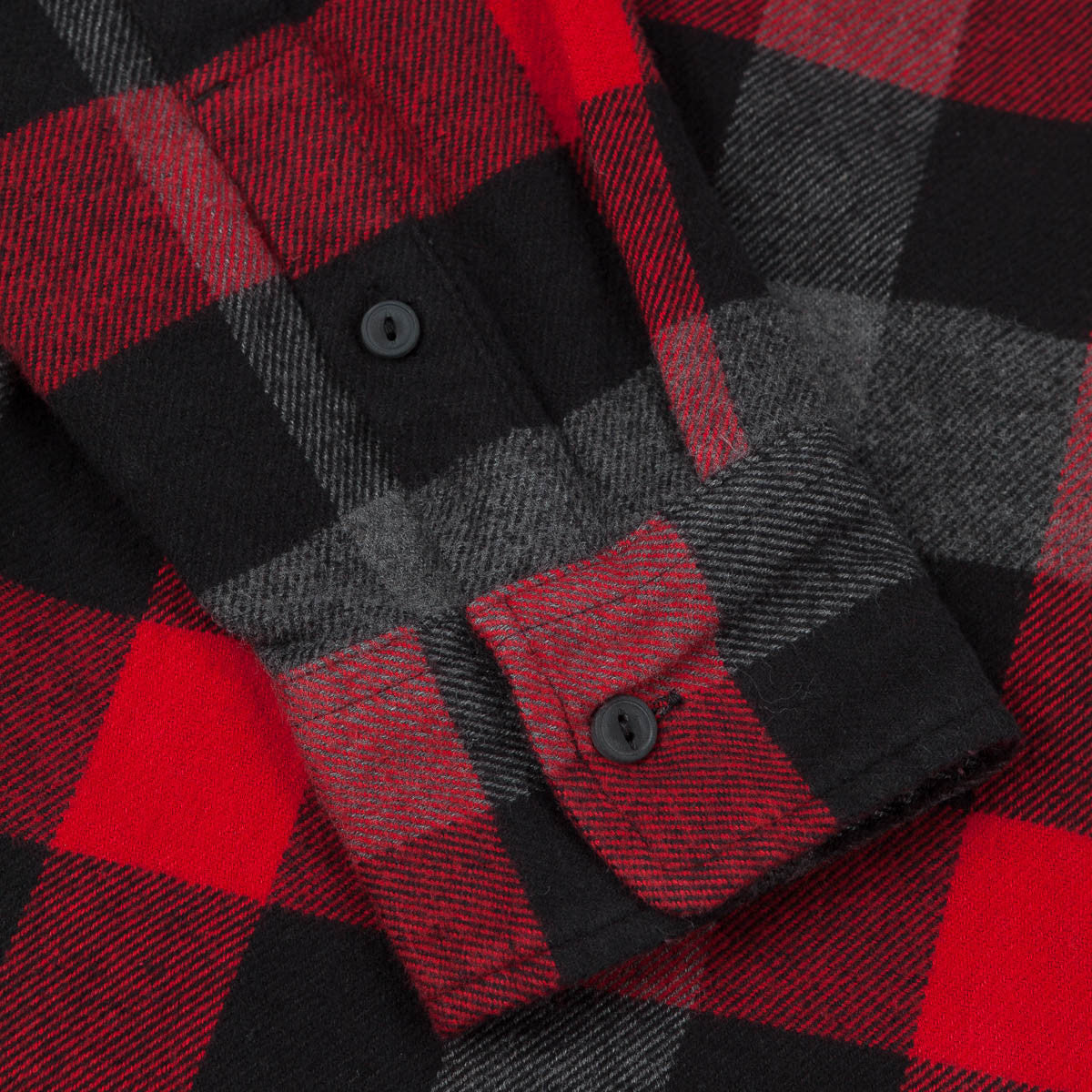 Penfield Chatham Check Long Sleeve Shirt - Red