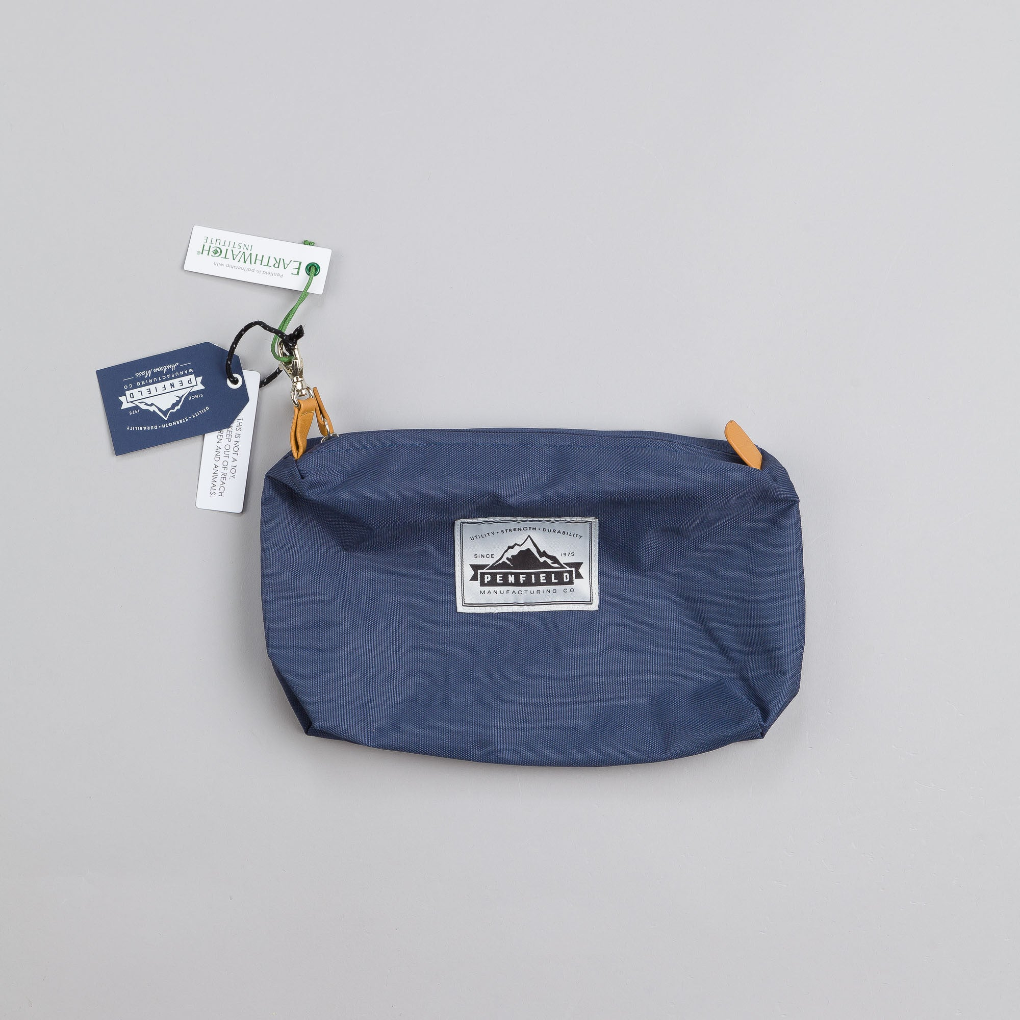 Penfield Danbury Wash Bag Navy