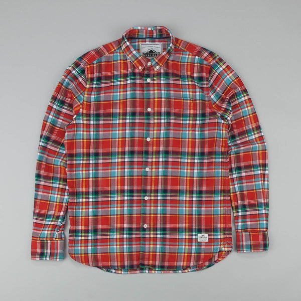 Penfield Jansen Plaid Long Sleeve Shirt
