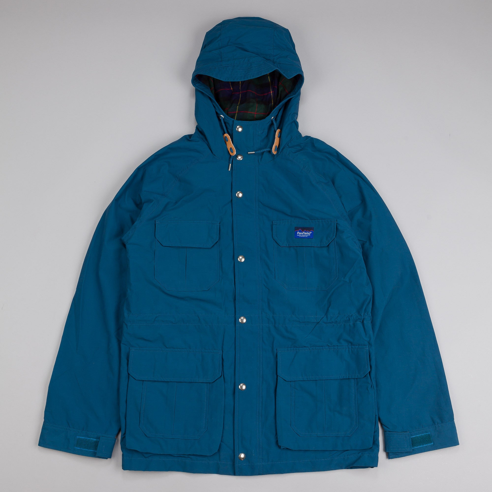 Penfield Kasson Mountain Parka Petrol