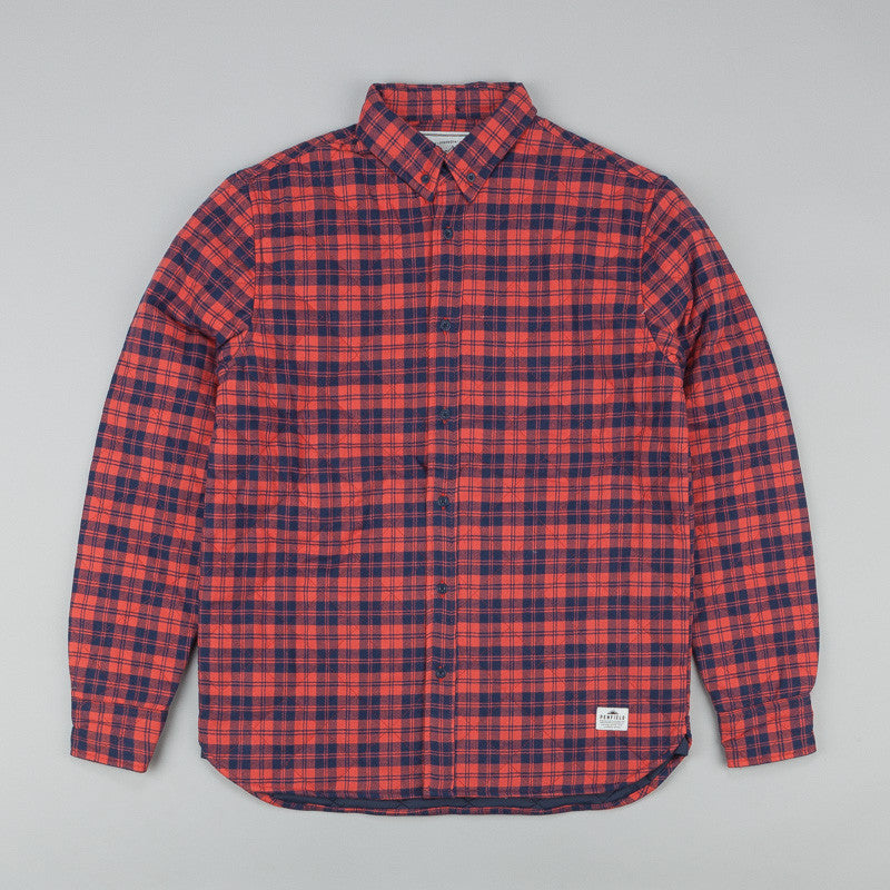 Penfield Kemsey Quilted Long Sleeve Shirt