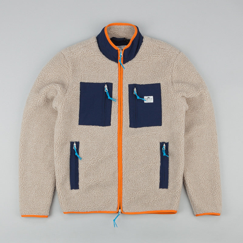 Penfield Kenai Zipped Pile Fleece Jacket