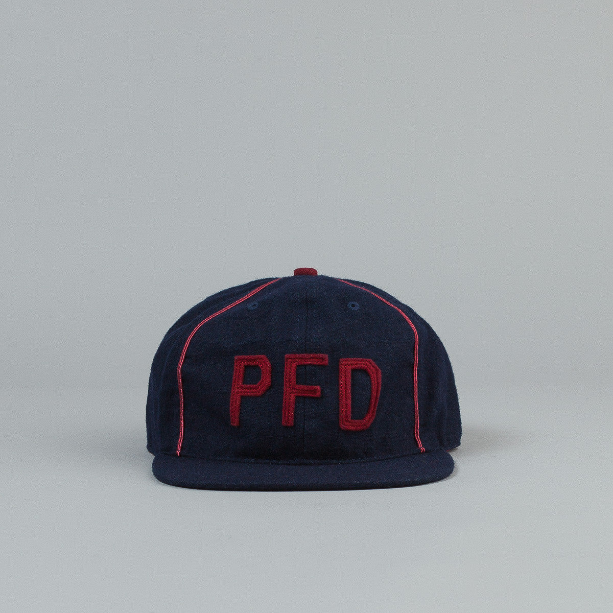 Penfield Lynwood Wool Cap - Navy